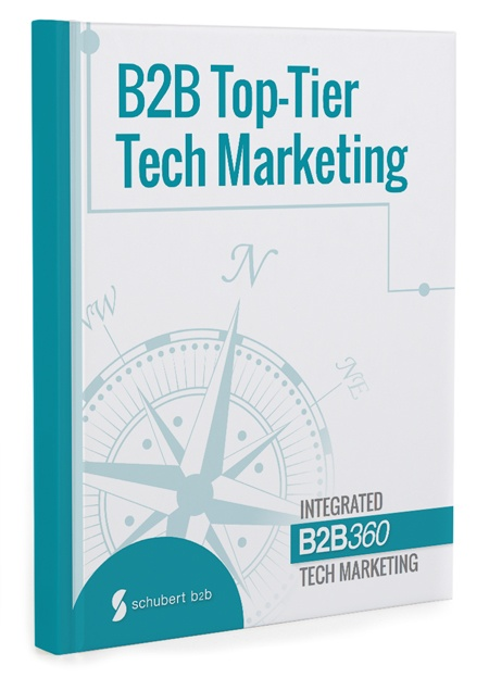 B2B Top-Tier Tech Marketing